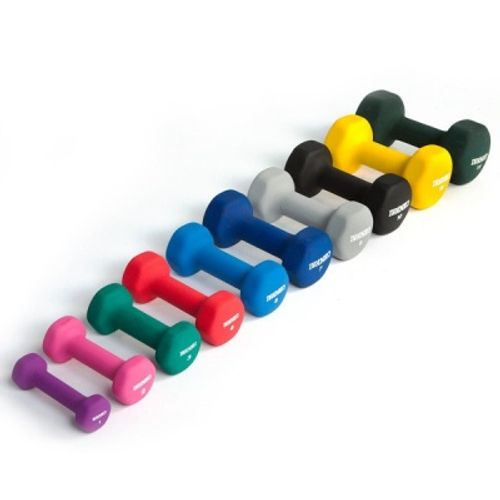 neoprene-dumbells